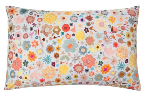 Little Garden Pillowcase - One Standard - Mandi at Home