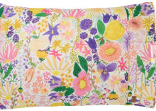 Load image into Gallery viewer, Meadow White Quilted Pillowcase 1P Single - Kip & Co - Mandi at Home