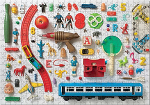 500 Piece Puzzle - Memory Lane - Journey of Something - Mandi at Home