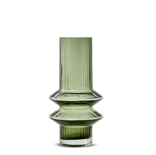 Memphis Green Vase (S) - Mandi at Home