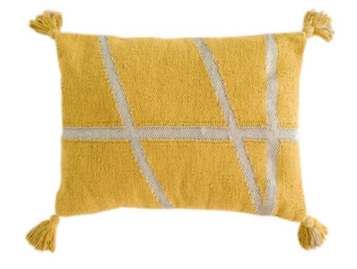 Bling Cushion - Mustard - Mandi at Home