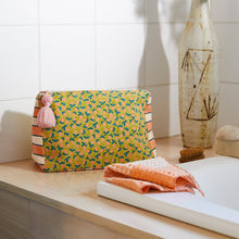 Load image into Gallery viewer, Mae Cosmetic Bag - Mandi at Home