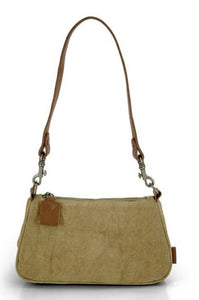 Natural Baguette Bag - Sand - Trifine - Mandi at Home