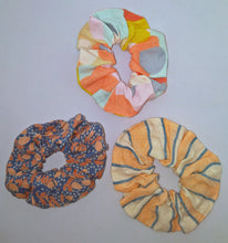 Load image into Gallery viewer, Nimes Hair Scrunchie Set - Mandi at Home