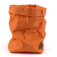 Load image into Gallery viewer, UASHMAMA Oversize Bag XXL - Arancio - Mandi at Home