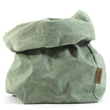 Load image into Gallery viewer, UASHMAMA Oversize Bag XXL - Sage - Mandi at Home