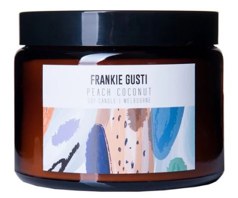 Frankie Gusti - Honeys - Peach Coconut - Big - Mandi at Home