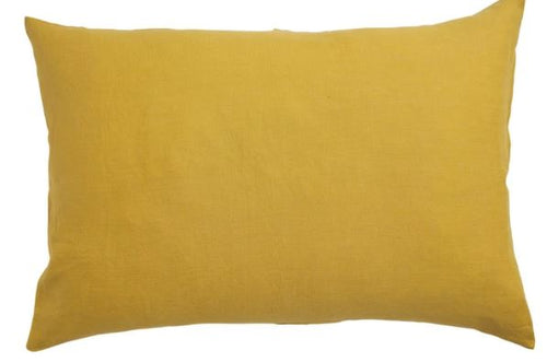 Linen Standard Pillowcase Set -Sundance - Mandi at Home