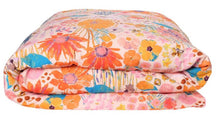 Load image into Gallery viewer, Pinky Field of Dreams Quilt Cover - King - Kip & Co - Delivery mid-late February - Mandi at Home