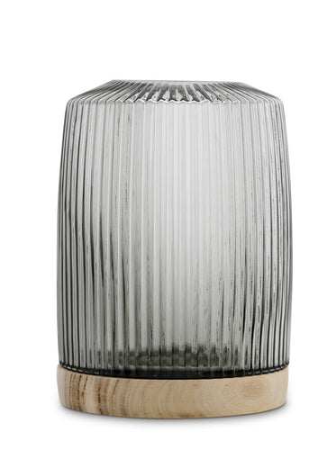 Pleat Vase Storm (XL) - Mandi at Home