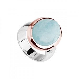 NAJO - Antonia Aquamarine Ring - Mandi at Home
