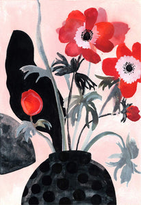 Red Poppies - Mandi at Home