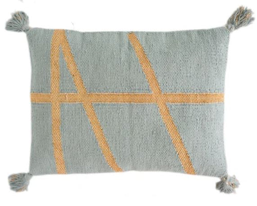 Bling Cushion - Seafoam - Mandi at Home