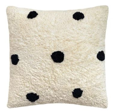 Spot Shag Cushion - Mandi at Home