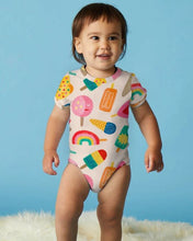 Load image into Gallery viewer, Sweet Dreams - Short Sleeve Body Suit - Mandi at Home