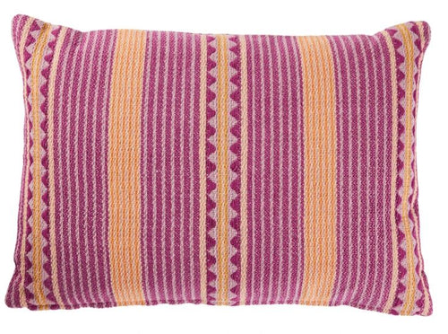 Toto Woven Cushion - Grape - Sage and Clare - Due late January - Mandi at Home