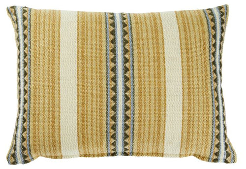 Toto Woven Cushion - Pear - Sage and Clare - Due late January - Mandi at Home