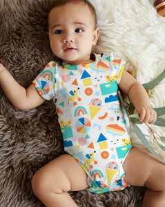 Toy Box - Short Sleeve Body Suit - Mandi at Home