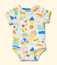 Load image into Gallery viewer, Toy Box - Short Sleeve Body Suit - Mandi at Home