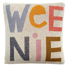 Load image into Gallery viewer, Weenie Mini Cushion - Mandi at Home