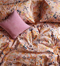 Load image into Gallery viewer, Paisley Cotton Euro Sham - Single Euro - Mandi at Home