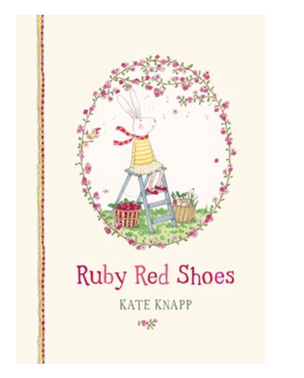 Ruby Red Shoes - Mandi at Home