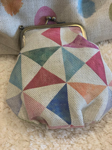 Purse - Multi Print - Mandi at Home