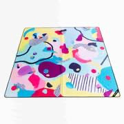 Load image into Gallery viewer, SUNSHINE & LOLLIPOPS REALLY BIG PICNIC RUG - Mandi at Home