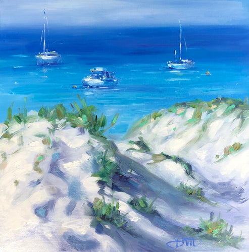 Calm Waters Rottnest - Original Art - Mandi at Home
