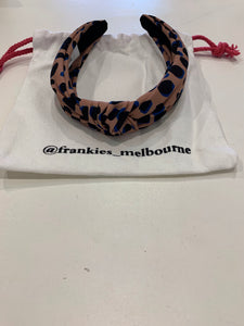FRANKIE'S MELBOURNE - HEADBAND - Various Colours Available - Mandi at Home