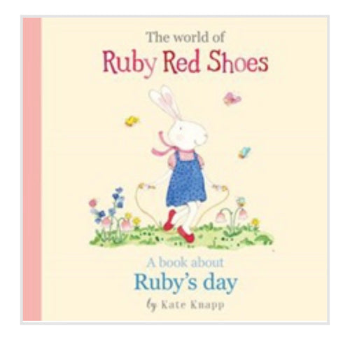 The World of Ruby Red Shoes- A Book About Ruby's Day - Mandi at Home