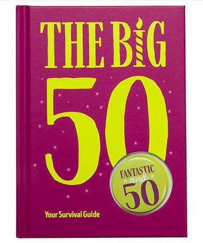 The Big 50 - Birthday Book - Mandi at Home