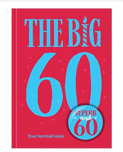 Load image into Gallery viewer, The Big 60 - Birthday Book - Mandi at Home