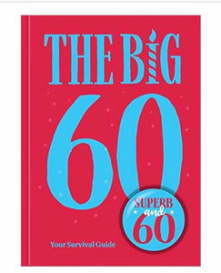 The Big 60 - Birthday Book - Mandi at Home
