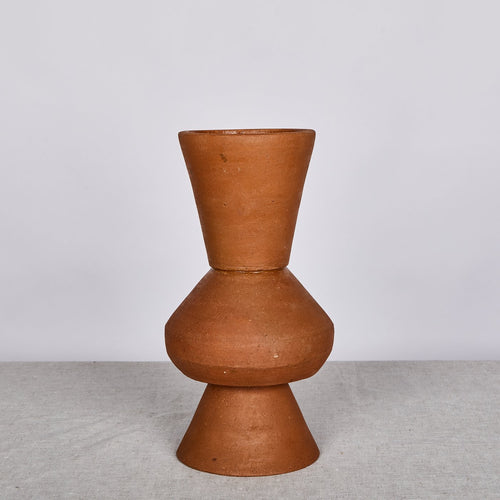 Terracotta 35cm Vase - Bonnie & Neil - Pick up only - Mandi at Home