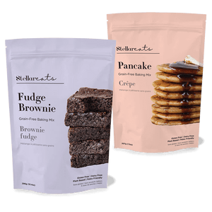 grain-free gluten free baking mixes
