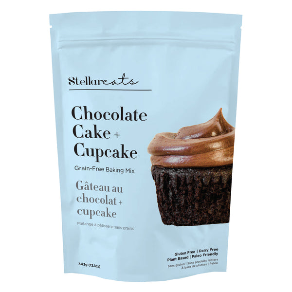 Chocolate Cake + Cupcake Mix