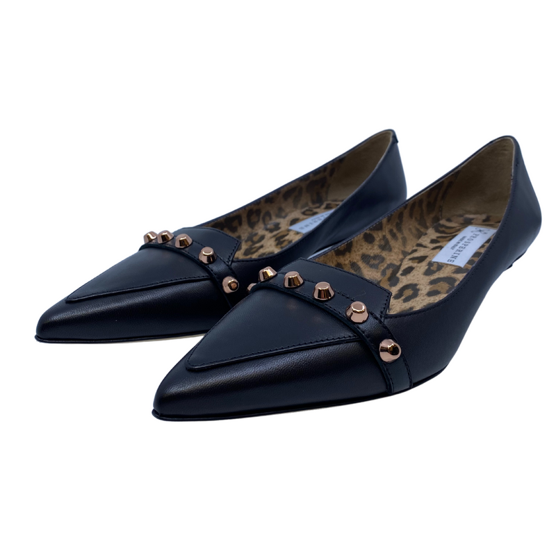 Pumps 7869 nappa nero