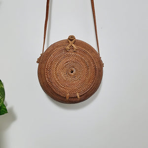Bali bag round - attache noeud