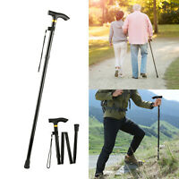 Aluminum Walking stick / Cane - Collapsible