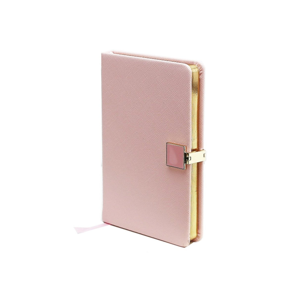 Pink & Gold A6 Notebook