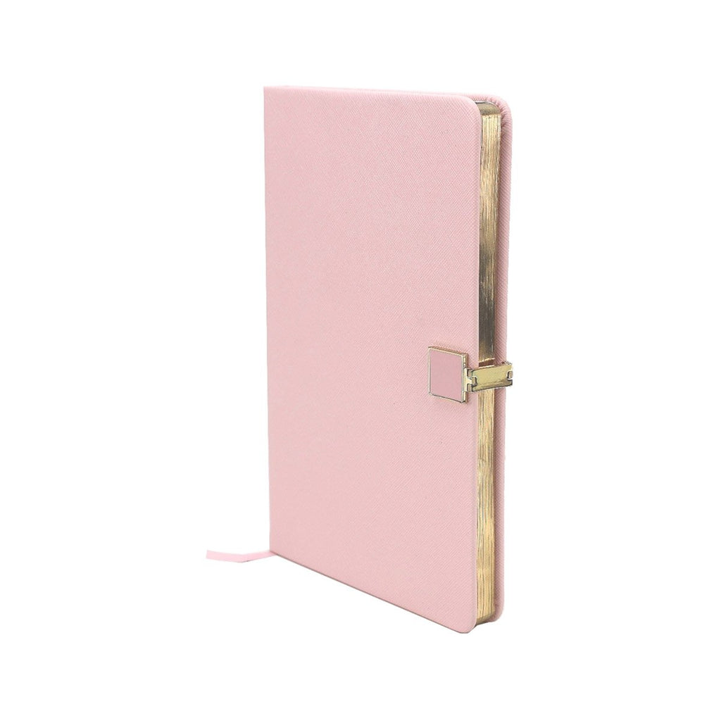 Pink & Gold A5 Notebook