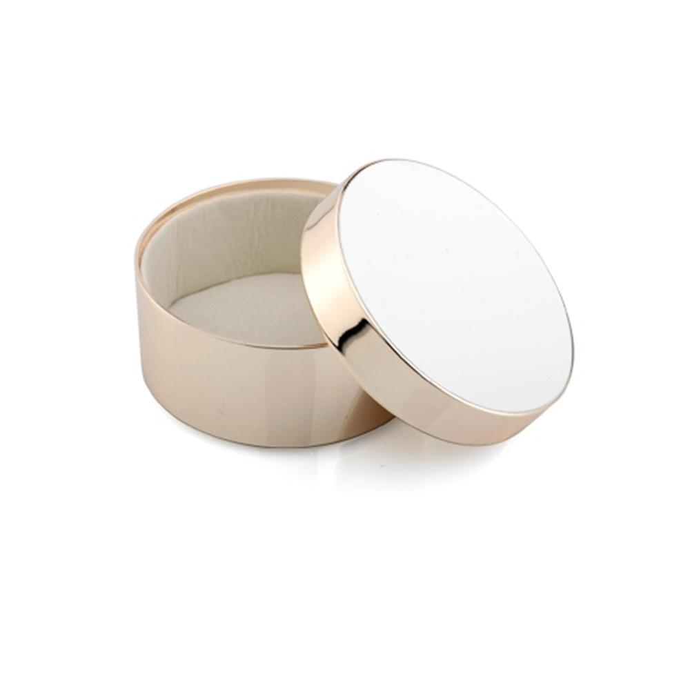 White & Gold Trinket Pot - Boxes & Pots - Addison Ross