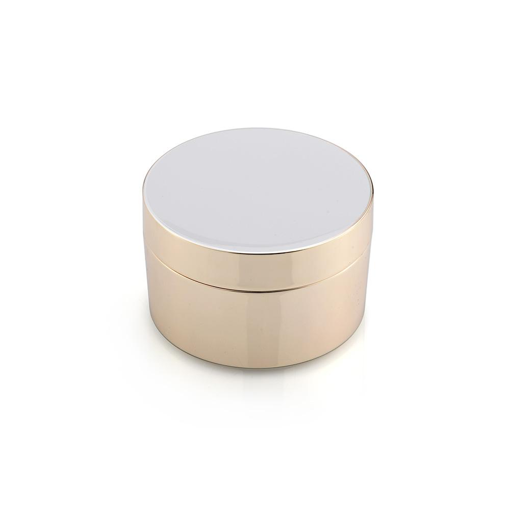 Chiffon & Gold Trinket Pot - Boxes & Pots - Addison Ross