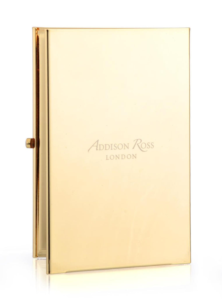 Chiffon & Gold Travel Frame - Enamel Frame - Addison Ross