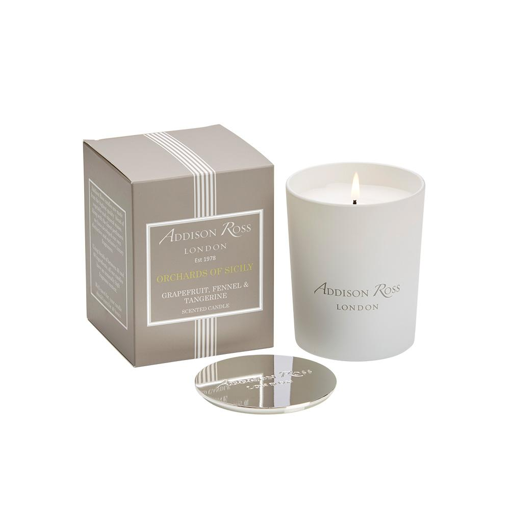 Orchards of Sicily Scented Candle - Fragrance - Addison Ross
