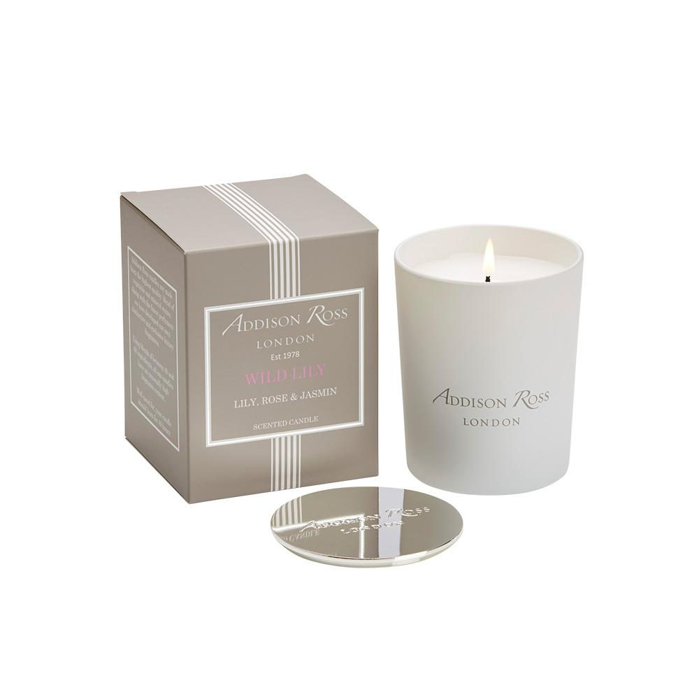 Wild Lily Scented Candle - Fragrance - Addison Ross