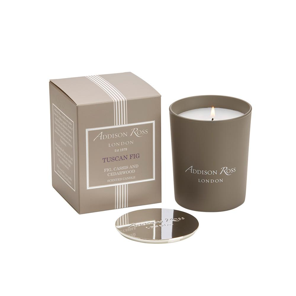 Tuscan Fig Scented Candle - Fragrance - Addison Ross