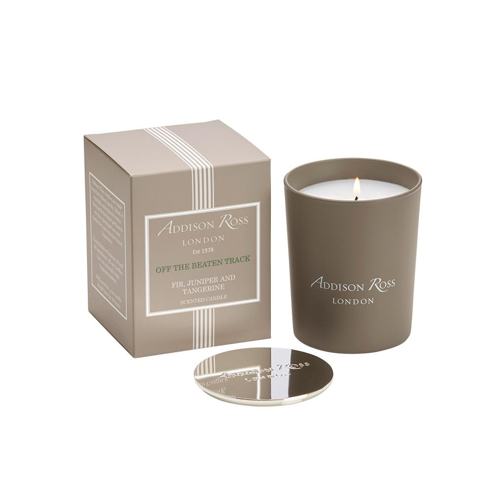 Off the Beaten Track Scented Candle - Fragrance - Addison Ross