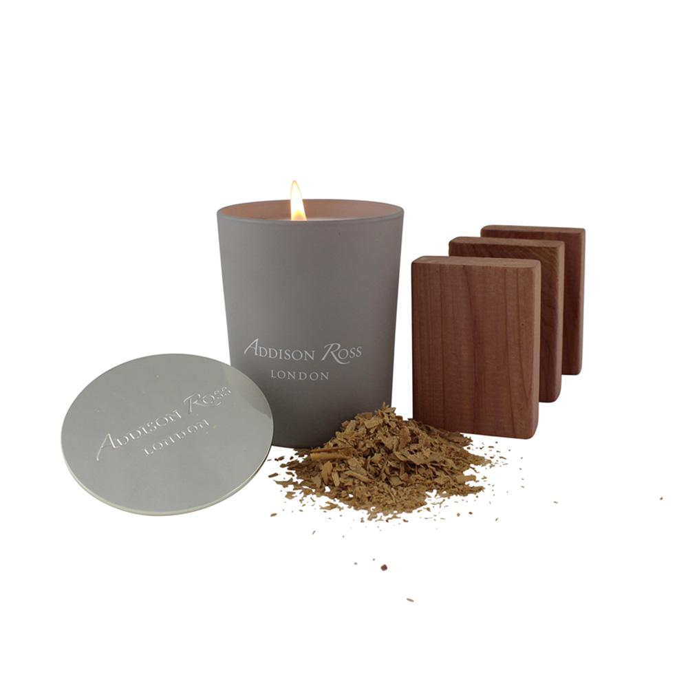 Cedar Revolution Scented Candle - Fragrance - Addison Ross